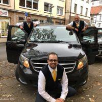 StewardEssen-bis-Berlin-Tour