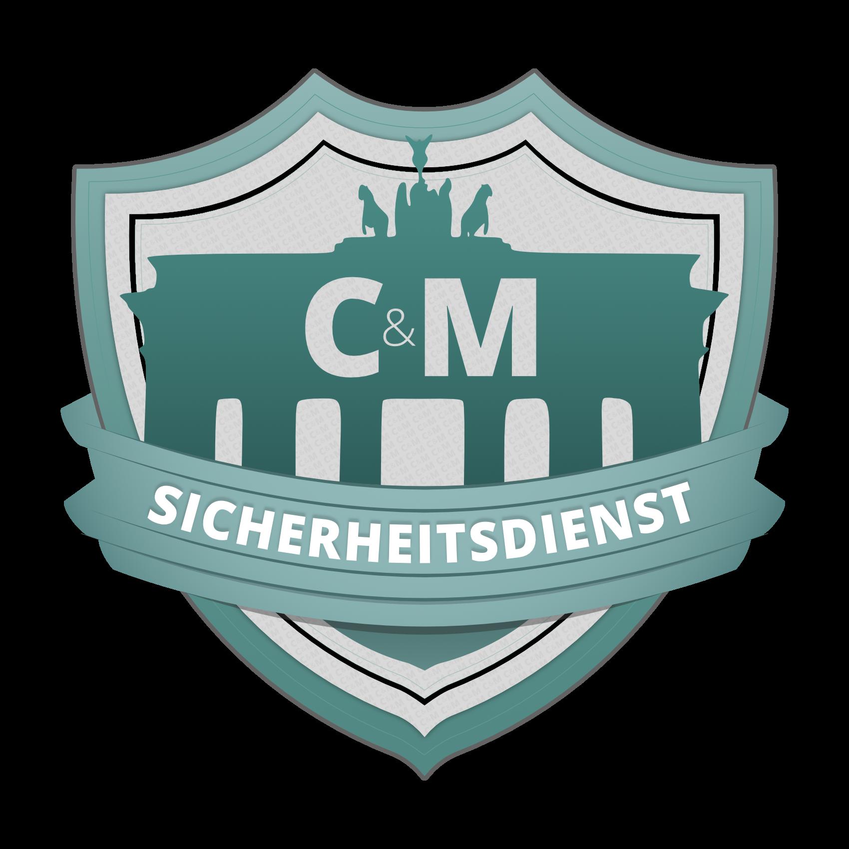 C&M Sicherheitsdienst Logo