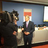 Pressekonferenz mit Michael Tsokos