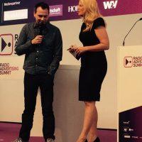 Radio Advertising Summit mit Sebastian Fitzek